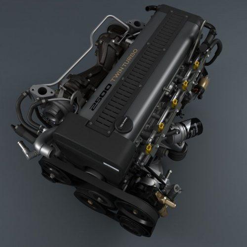 Engine 1JZGTTE / 2JZGTTE