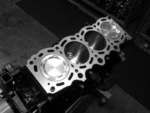 Engine 3SGTE / 3SGE / 5SFE / 5SGTE